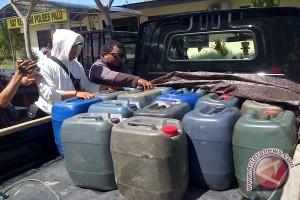 Danrem Curigai Ada Oknum TNI Timbun BBM
