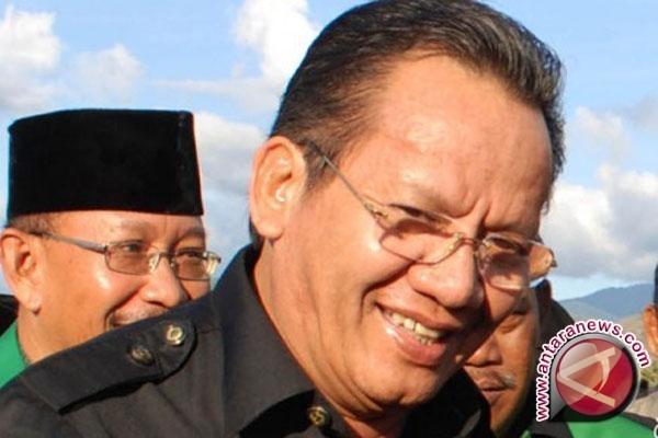 Gubernur Lantik Baharuddin Sebagai Penjabat Bupati Morowali
