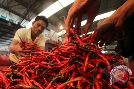 Cabai Rawit Sumbang Inflasi Selama Tiga Bulan