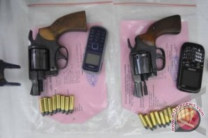 Polisi Donggala Tangkap Perampok Berpistol Rakitan