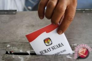 KPU: partisipasi pemilih 77,08 persen