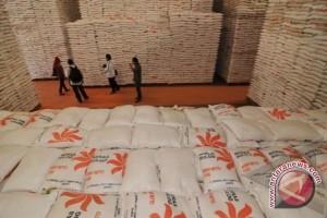 Cadagang Beras Sulteng 18.000 Ton