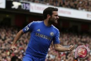 Chelsea Sementara Unggul 2-0 atas Arsenal