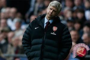 Wenger Puas Meski Arsenal Tersingkir
