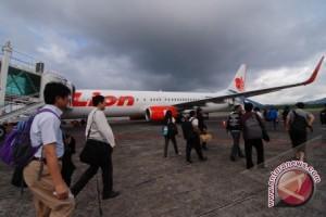 Penumpang di bandara Mamuju meningkat 16,11 persen