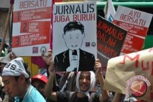 Delapan Saksi Diperiksa Kasus Pemukulan Jurnalis