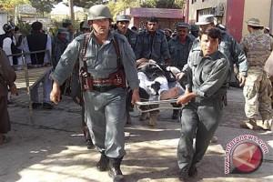 23 Polisi Afghanistan Tewas DiBom