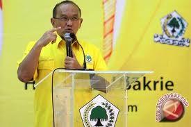 Aburizal usulkan cawapres dampingi Jokowi hadapi 2019