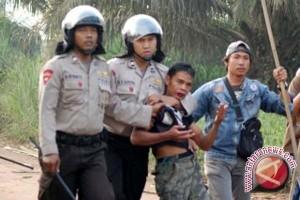 Polisi Tangkap 140 Preman di Palu