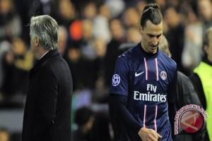 Ibrahimovic Hadapi Skors Baru Karena Komentar Kasarnya