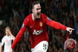 Rooney Absen di Community Shield