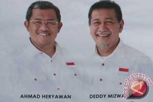 Ahmad Heryawan-Deddy Mizwar Unggul Sementara
