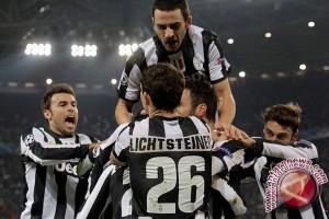 Juventus melaju ke semifinal Liga Champions