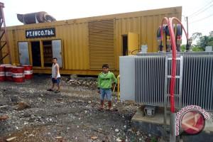 PLTD Bantuan PT Vale Indonesia Atasi Pemadaman Bergilir