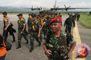 Dua Anggota Tim Ekspedisi NKRI Hilang Di Banggai
