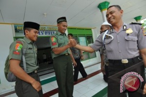 Danrem: Hubungan TNI Dan Brimob Mesra