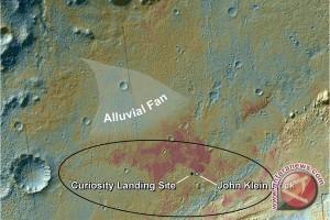 Ilmuan Temukan Unsur Pendukung Kehidupan di Mars