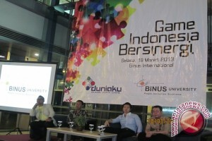 AGI Ajak Pelaku Industri Game Bekerjasama