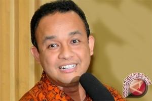 Mendikbud Anis Baswedan Silaturahmi Dengan Jamaah Masjid