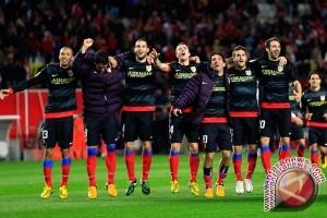 Atletico taklukkan Malaga 2-0