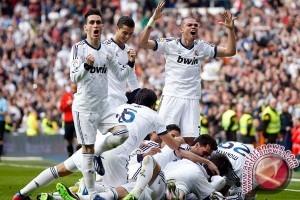 Madrid Menang Perdana di Piala Raja