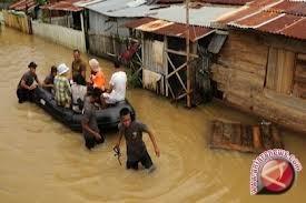 Gorontalo Dikerubuti Banjir