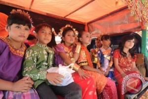 Karnaval Anak Pamerkan Legenda Nusantara