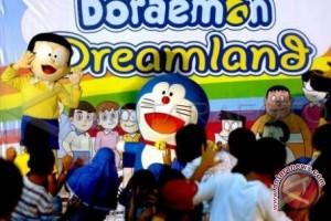 Ada 100 Doraemon di Beijing