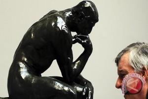 Patung Le Penseur Laku 15,8 Juta Dolar