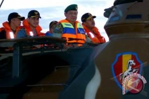 TNI Akan Gelar Latihan Terbesar pada 2014
