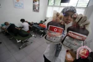 PMI: Indonesia kekurangan 1,1 juta kantong darah