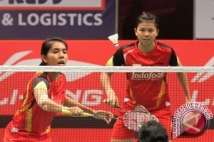 Greysia/Apriani pastikan tujuh wakil Indonesia di Prancis
