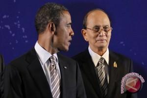 Obama Desak Thein Hentikan Kekerasan Tehadap Muslim Myanmar