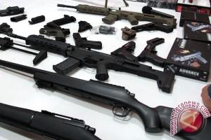 Polisi Italia Sita 800 Senapan Angin Tujuan Belgia