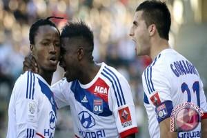 Liga Europa - Tundukkan Lyon 2-1, Roma tetap tersingkir