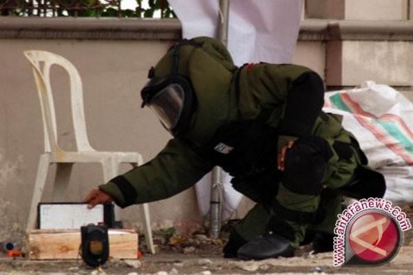Polda Sulteng Musnahkan Bom Di Poso
