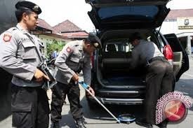 Polisi Jaga Ketat Perbatasan Gorontalo-Sulteng