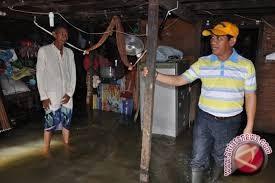 Warga Di Bantaran Sungai Diminta Waspadai Banjir