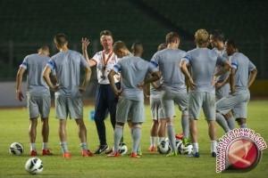 Pelatih Akui Belanda Mengecewakan Di Babak Pertama