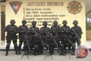 106 Prajurit Brimobda Jatim Gabung Dalam Operasi Tinombala