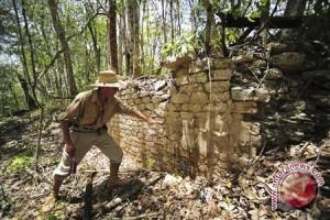 Kota Kuno Maya Ditemukan