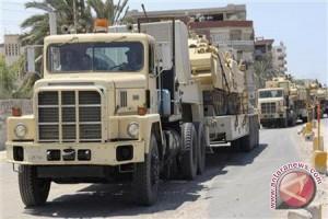 Ribuan Kendaraan Militer Dihancurkan di Afghanistan