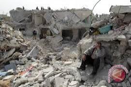 Ledakan hantam di kota Suriah Utara