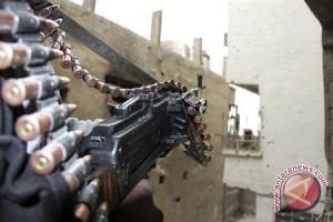 Operasi Militer Afghanistan Tewaskan 77 Gerilyawan