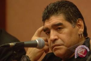 Maradona Tertarik Tangani Timnas Indonesia