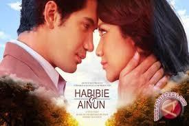 Film kisah cinta Habibie dan Ainun akan dibuat lima seri