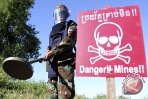 Enam Warga Kamboja Tewas Terkena Ranjau