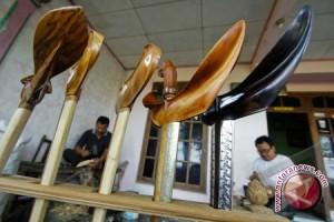 Banyak Keris Lombok Disimpan di Belanda