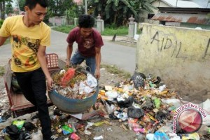 DLH Optimis Selesaikan Masalah Sampah Kota Palu