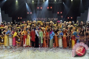 Filipina juara Miss World 2013